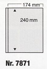 SAFE Compact-Spezialblätter passend für Compact-Alben 10 Stück Art.-Nr. 7871