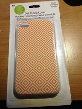 NEW COOL ORANGE  DESIGN HARD PLASTIC CASE COVER FOR IPHONE 4/4S