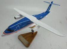 DO-328 Jet Dornier 328 Skyway Airplane Desk Wood Model Small New