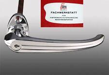 1045.) Türgriff mit Schließzylinder, 45mm Befestigungslochabstand , LKW, Magirus
