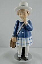 ROYAL COPENHAGEN SCHOOL GIRL FIGURINE REF. 4531