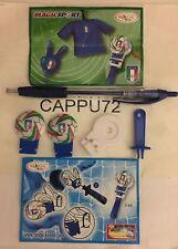 MAGIC SPORT 1-CLIP CLAP ITALIA+CARTINA S-64  (Neutra) Kinder Sorpresa 2005/2006