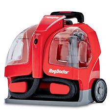 Rug Doctor Portable Spot Cleaner for Carpet, Rugs Upholstry - Red