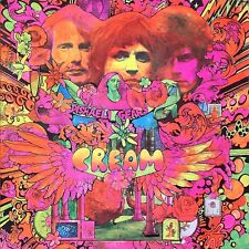 Cream - Disraeli Gears Vinyl LP 60's AOR Hard Rock Sticker or Magnet