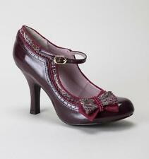 Ruby Shoo Mary Janes Slim Heels for Women