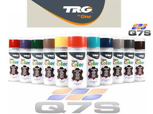 TRG Super Color Dye Leather Synthetic Vinyl Canvas Shoes Boots Seat Spray Paint
