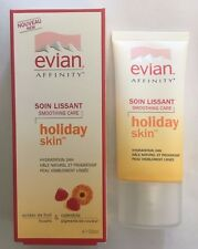 EVIAN AFFINITY HOLIDAY SKIN SMOOTHING FACE CARE SOIN LISSANT 50ML BRAND NEW