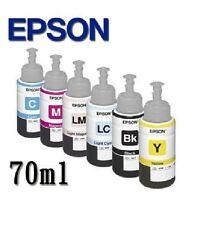 New Original Epson Ink T6731/T6732/T6733/T6734/T6735/T6736 for L800 / L805 /1800