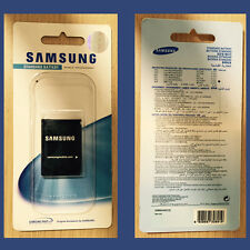 NEW GENUINE SAMSUNG BATTERY SGH i710 i718 i600 i607 i608 S7120U S7120 AB663450CE