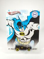 Hot Wheels DC Comics Originals Batman Double Demon Delivery Diecast 2011 NEW NOC