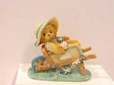 Cherished Teddies - Jennifer - Gathering The Blooms Of Friendship