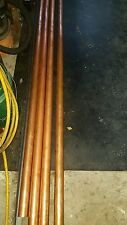 "2"" copper pipe Type L hard copper by the inch for moonshine reflux or pot still"