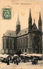 CPA Reims - Eglise Saint-Thomas (277323)
