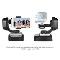 Mcoplus YT-500 Remote Control Pan Tilt 0.2W Smoothly for Mobile Phone,Camera,Cam