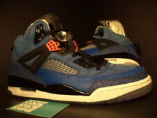 Nike Air Jordan SPIZIKE NEW YORK NY KNICKS BLUE RED ORANGE BLACK CEMENT WHITE 11