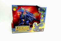 Untamed Legends Dragon - Vulcan Interactive Toy - Dark Blue new FAST SHIPPING