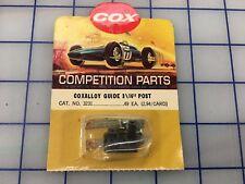 #13 Cox Alloy Guide 3/16 post  1/24 slot car Mid-America Raceway