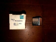 NOS GM 1982-1985 Cadillac Eldorado 1986-1990 Toronado Air Ride Compressor Relay