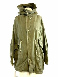 US Army M-51 Type Fishtail Parka 60 Inch Chest