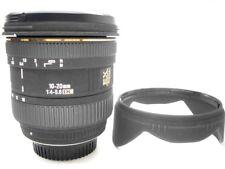 10-20mm Super-Weitwinkel Zoomobjektiv DC EX mit Autofokus Sigma für Pentax
