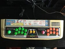 Super Rare Arcade Twin Sticks Sega Saturn Candy Cab Adapted For Neo Geo AES