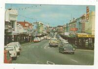 Stafford Street Timaru New Zealand Kiwi Postcard 351c