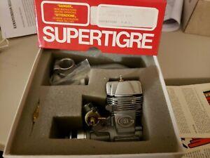 COMO Engine - Super Tigre G 51 R/C  Ring - ST SRL -  new in box