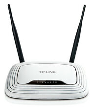 TP-LINK tl-wr841n 300 Mbit Wlan Router Wireless wpa2-psk firewall 4 Port Switch