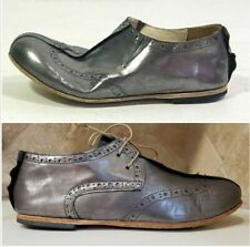 Rundholz shoes Handmade oxford lagenlook germany us size 9 women's