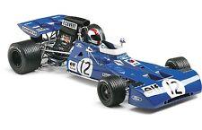 Exoto 1/18 Francois Cevert #12 Elf1971 Tyrrell Ford 003 GPC97023