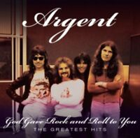 """Argent - """"the Best Of"""" NEW CD"""