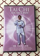 Tai Chi For Back Pain (DVD, 2004)