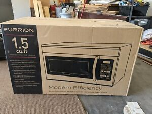 1.5 cu.ft. Over-the-Range Convection Microwave Oven - Black