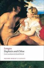 Oxford World's Classics: Daphnis and Chloe (2009, Paperback)