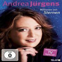 ANDREA JÜRGENS - MILLIONEN VON STERNEN  DVD NEUF