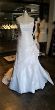 Maggie Sottero Couture Imperial Gown Bridal dress Ivory size 8