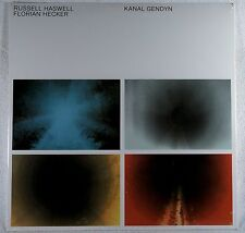 Russell Haswell & Florian Hecker ‎– Kanal GENDYN - F. SEALED LP - DVD SET