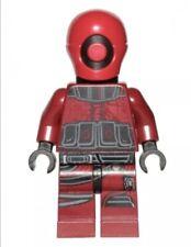 LEGO STAR WARS GUAVIAN SECURITY SOLDIER,  GENUINE MINI FIGURE,