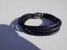 Surfer Leisure  Cord Magnetic Clasp Wrap Bracelet