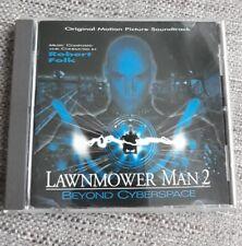 THE LAWNMOWER MAN 2 CD SOUNDTRACK SCORE - ROBERT FOLK - VARESE