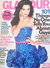 Glamour Magazine Katy Perry 101 Things About Guys February 2010 082717nonrh