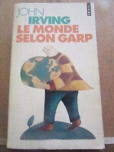 John Irving: Le monde selon Garp/ Points, 1995