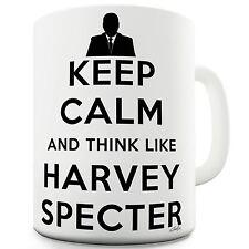 Twisted Envy Think Like Harvey Specter Ceramic Mug
