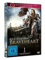 "Braveheart [DVD/NEU/OVP] Mel Gibson, Sophie Marceau /5 Oscar's für ""Bester Film"