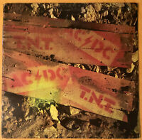"AC / DC  ""T.N.T""  ALBERT IMPORT 1975 HARD ROCK LP GATEFOLD COVER  RARE VG+"