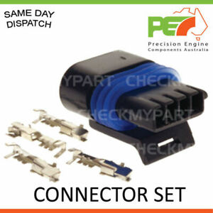 New Connector Set For Citroen C4 C5 Xsara N7 Idle Speed/Air Control Valve ISC