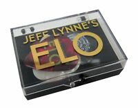 Jeff Lynne's ELO Electric Light Orchestra Guitar Pick Set of 6 New Official