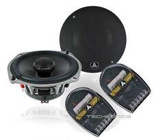 """JL AUDIO C5-525X +2YR WNTY 5.25"""" 250W 2 WAY FULL RANGE CAR AUDIO STEREO SPEAKERS"""