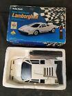 VTG Radio Shack Remote Radio Control Lamborghini Countach LP500S w/ Box 60-4051