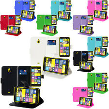 Cover Wallet Case Flip Book Integrated support for Series Nokia Models